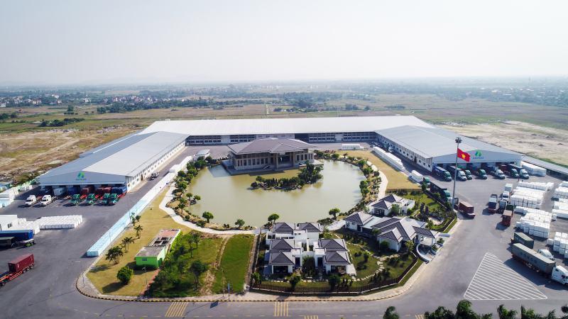 Nhà máy chuẩn xanh của Tập đoàn An Phát Holdings