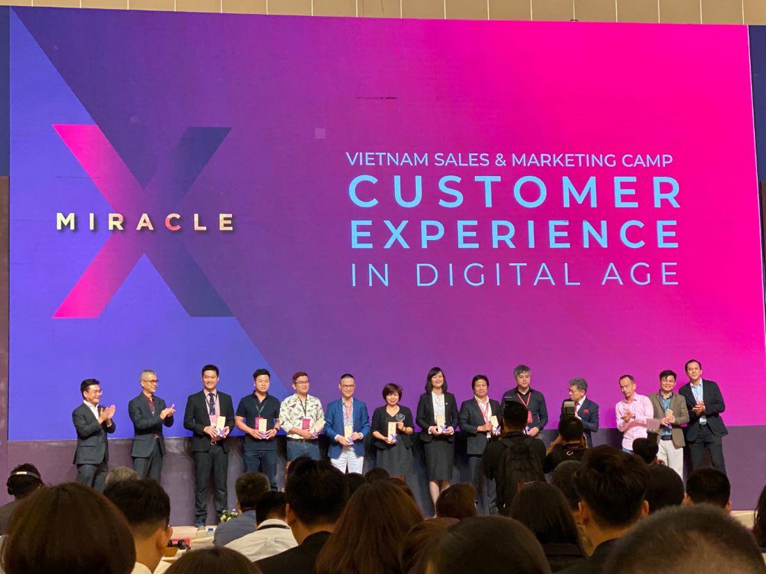 AnEco hiện diện tại sự kiện sales và marketing có quy mô lớn nhất Việt Nam