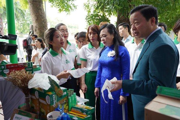 AnEco đồng hành cùng Bộ Y tế giảm thiểu chất thải nhựa trong khám chữa bệnh