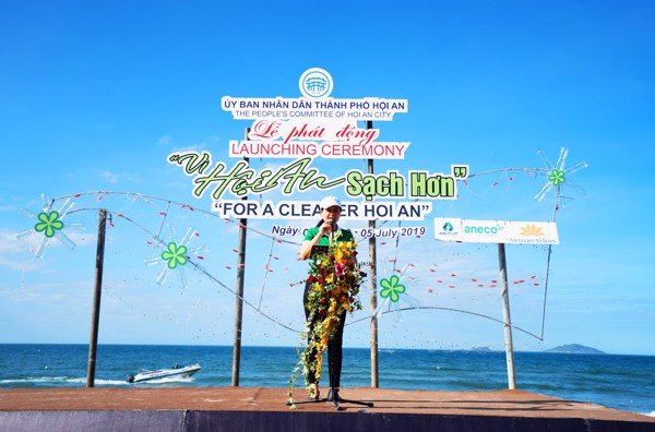 An Phat Holdings joined Hoi An Authorities to protect tourism destination environment