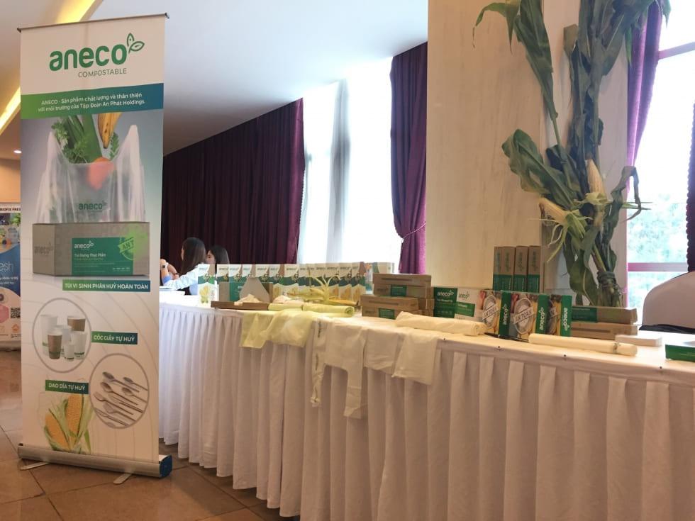 """AnEco tham gia sự kiện """"Sử dụng các sản phẩm thân thiện với môi trường"""" do Bộ VHTT&DL tổ chức tại Đà Nẵng"""