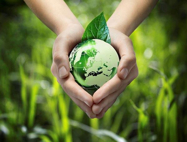 Sử dụng các sản phẩm từ nhựa thân thiện môi trường góp phần bảo vệ Trái Đất xanh
