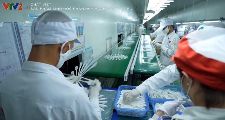 Các sản phẩm dao, thìa, dĩa AnEco được sản xuất như thế nào?