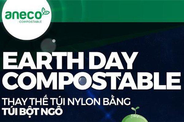 Chiến dịch hưởng ứng sự kiện Earth Hour&Earth Day
