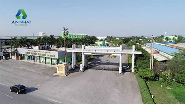 Công ty An Phát Bioplastics - đơn vị chuyên sản xuất ống hút sinh học phân huỷ hoàn toàn AnEco.