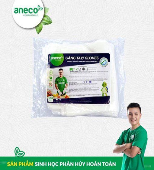 Găng tay sinh học phân hủy hoàn toàn AnEco