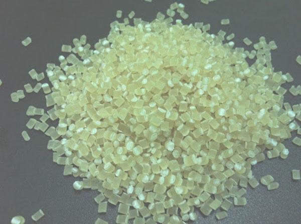 Hình ảnh hạt nhựa phân hủy sinh học PLA