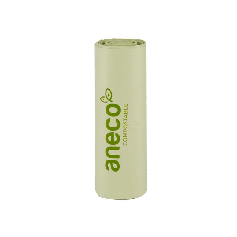 Túi rác dạng cuộn cỡ lớn AnEco có nguyên liệu sinh học