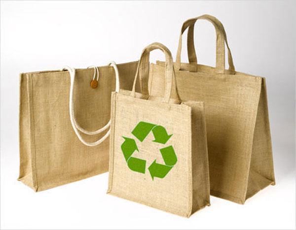 Túi cói là loại túi thân thiện với môi trường