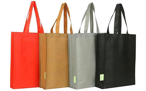 Túi vải không dệt có thể in nhiều màu sắc khác nhau