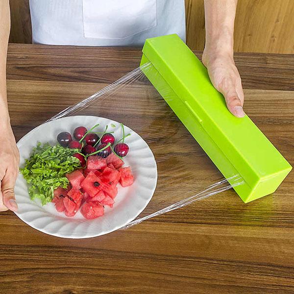 Nhựa polyme phân hủy sinh học được ứng dụng làm màng bọc thực phẩm