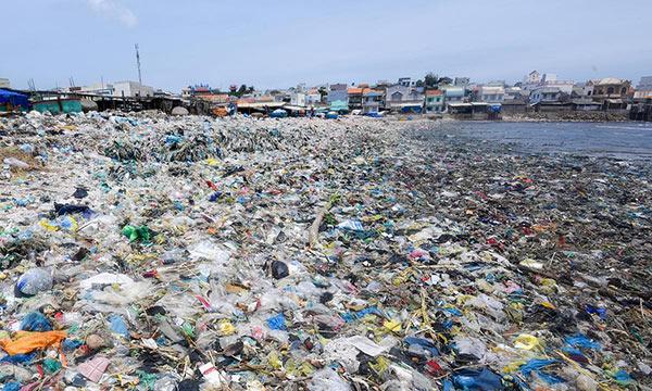 Rác thải nhựa đang trở thành vấn nạn khó giải quyết cần sự chung tay của toàn xã hội