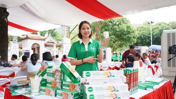 Tập đoàn An Phát Holdings tham dự lễ phát động phong trào chống rác thải nhựa tại Côn Sơn, Hải Dương