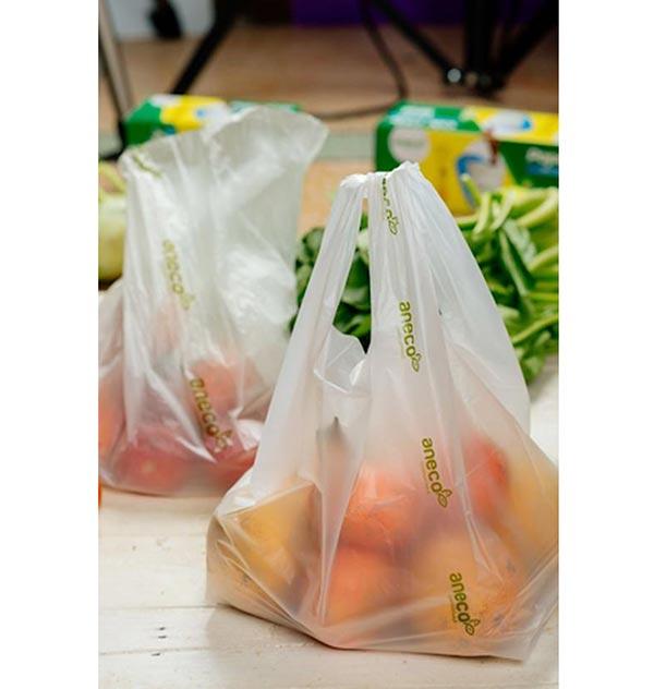 Thành phần chứa PLA giúp túi AnEco có khả năng chịu lực tốt