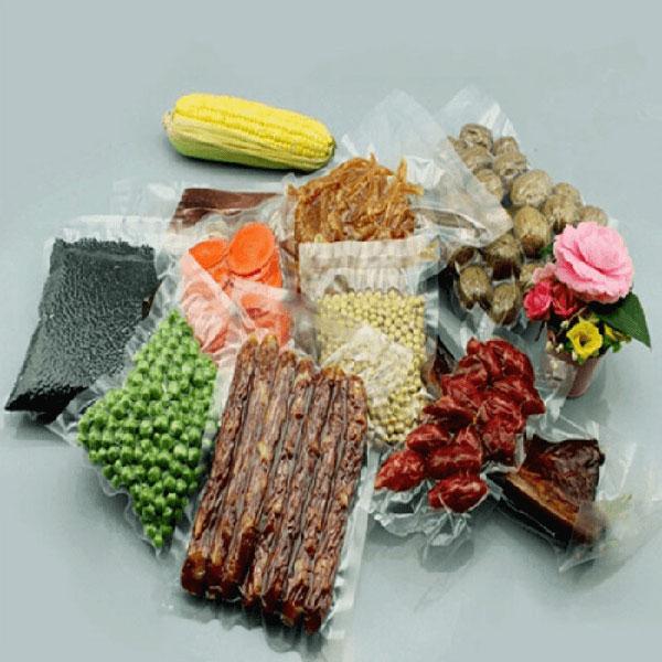 Túi PE hút chân không túi giúp bảo quản thực phẩm tươi lâu hơn