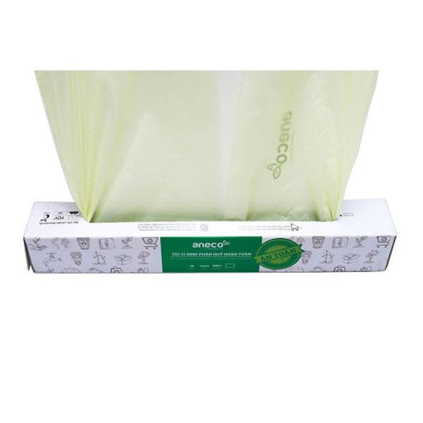 Túi đựng rác AnEco dạng hộp giá 62.000 đồng/hộp