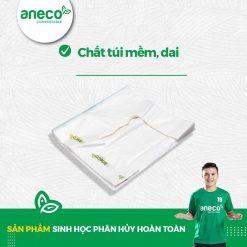Túi shopping có quai sinh học phân hủy hòa toàn AnEco 1kg